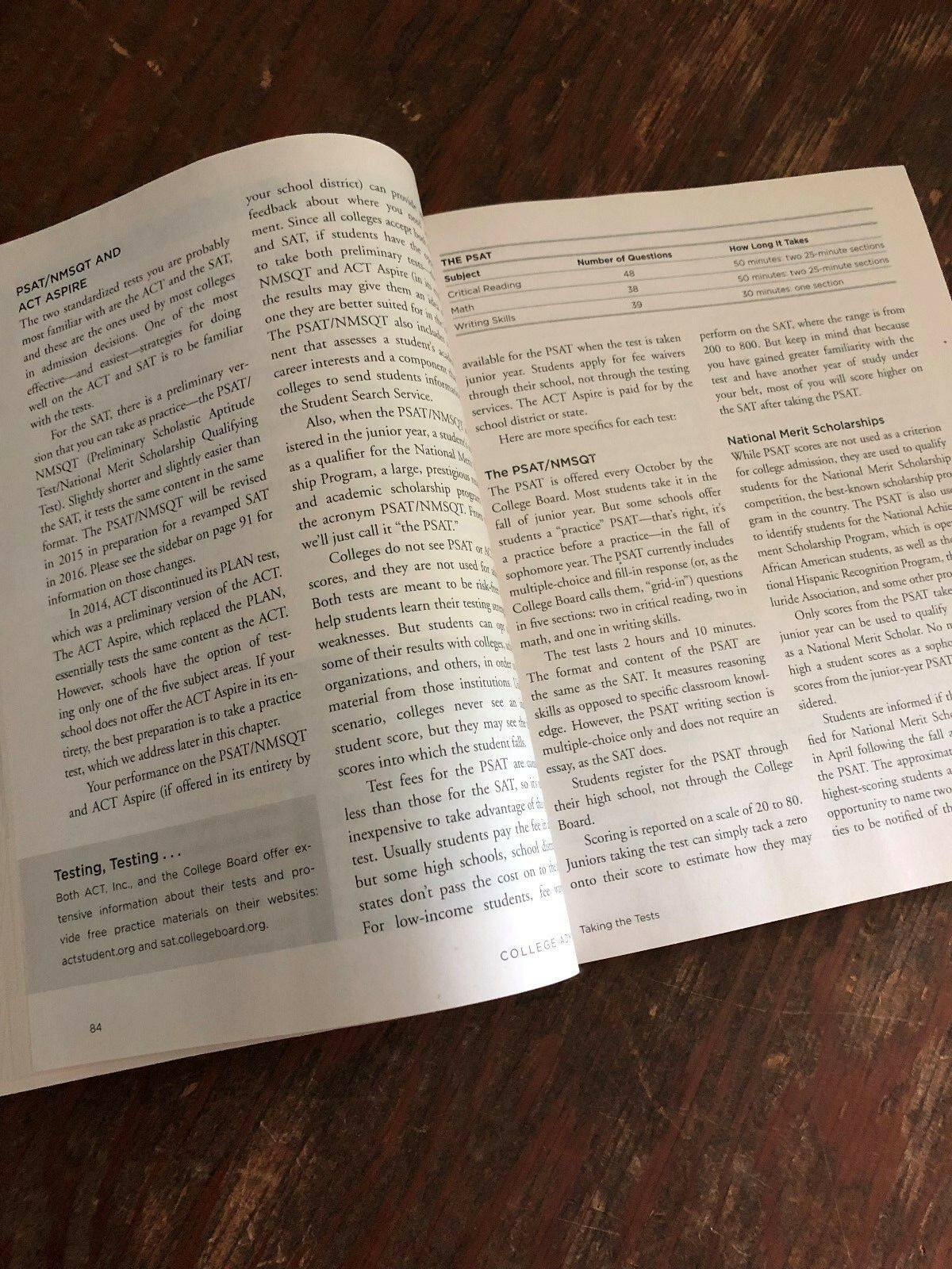 COLLEGE ADMISSION From Application to Acceptance, Step by Step BOOK Robin Mamlet  