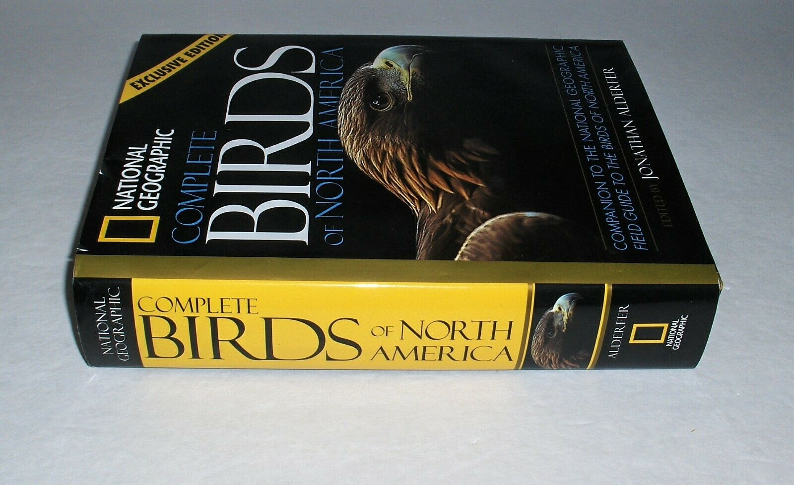 National Geographic Complete Guide to Birds of North America HC EUC |