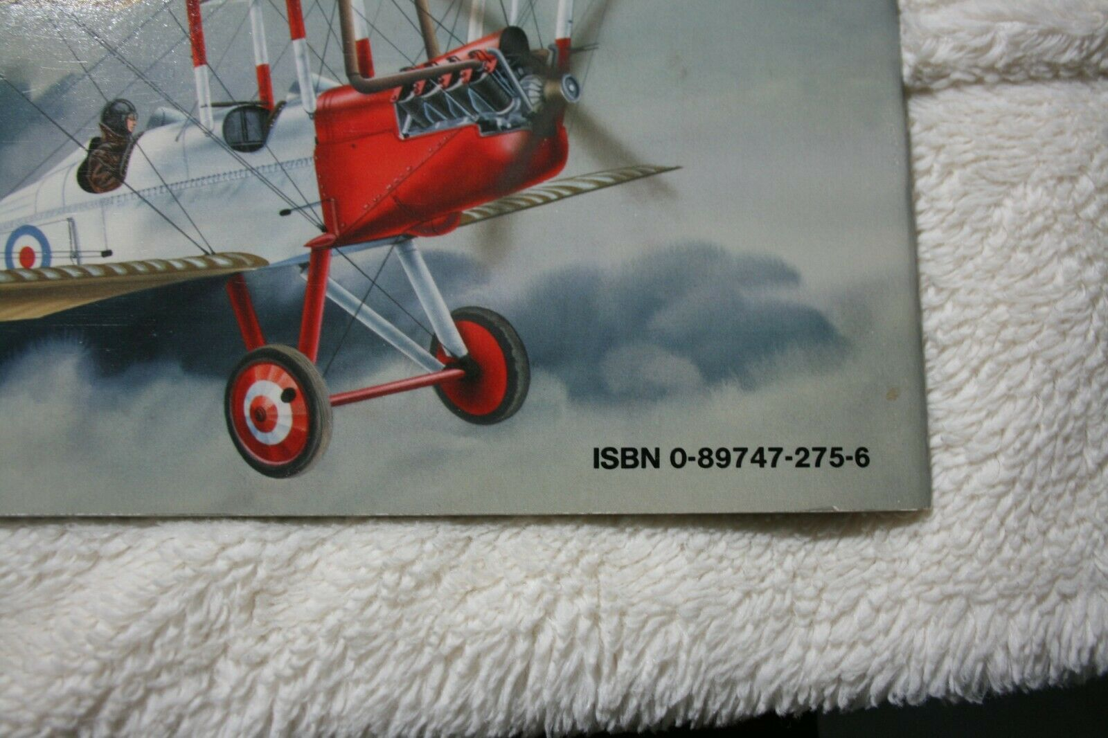 BE2 in Action Squadron Signal Book # 1123 Like New Condition |