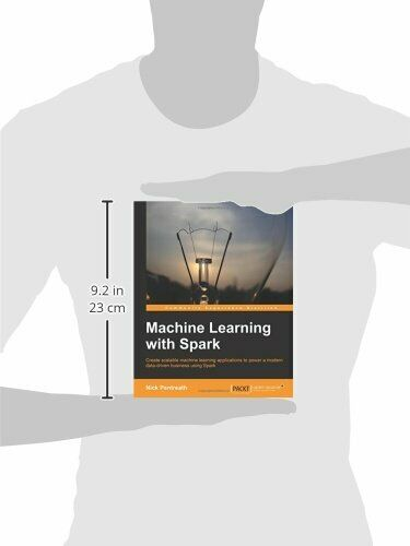 MACHINE LEARNING WITH SPARK – TACKLE BIG DATA WITH By Nick Pentreath *Excellent* |