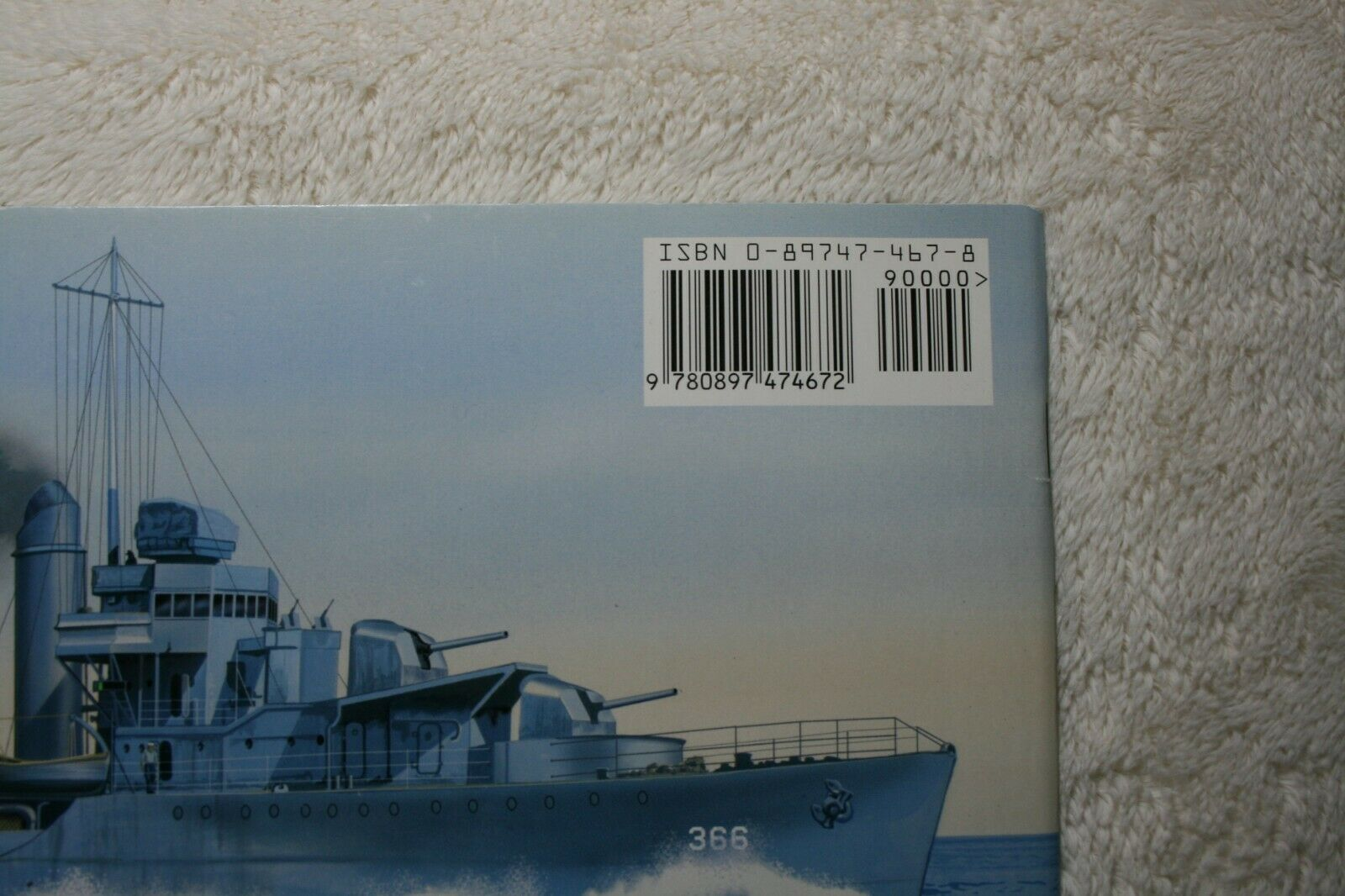 US Destroyers in action Pt 2 Squadron Signal Book # 4020 Very Good Condition |