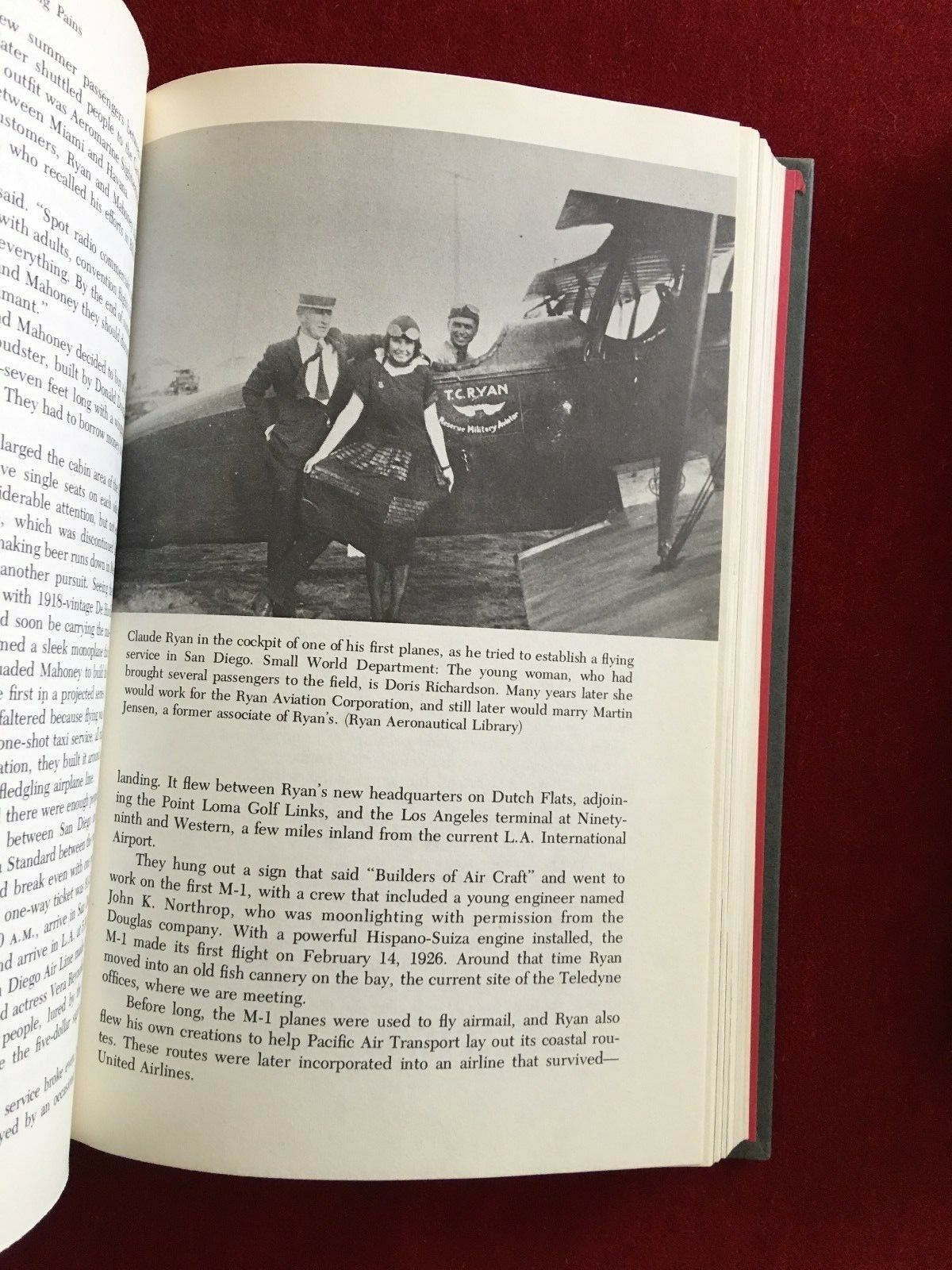 Getting off the Ground : The Pioneers of Aviation Speak for Themselves  