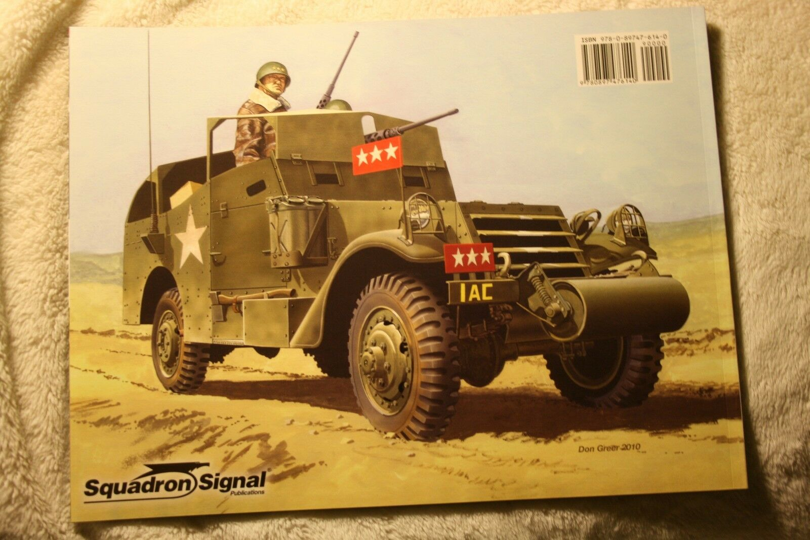 M3A1 Scout Car Walk Around Squadron Signal book # 5720 New |