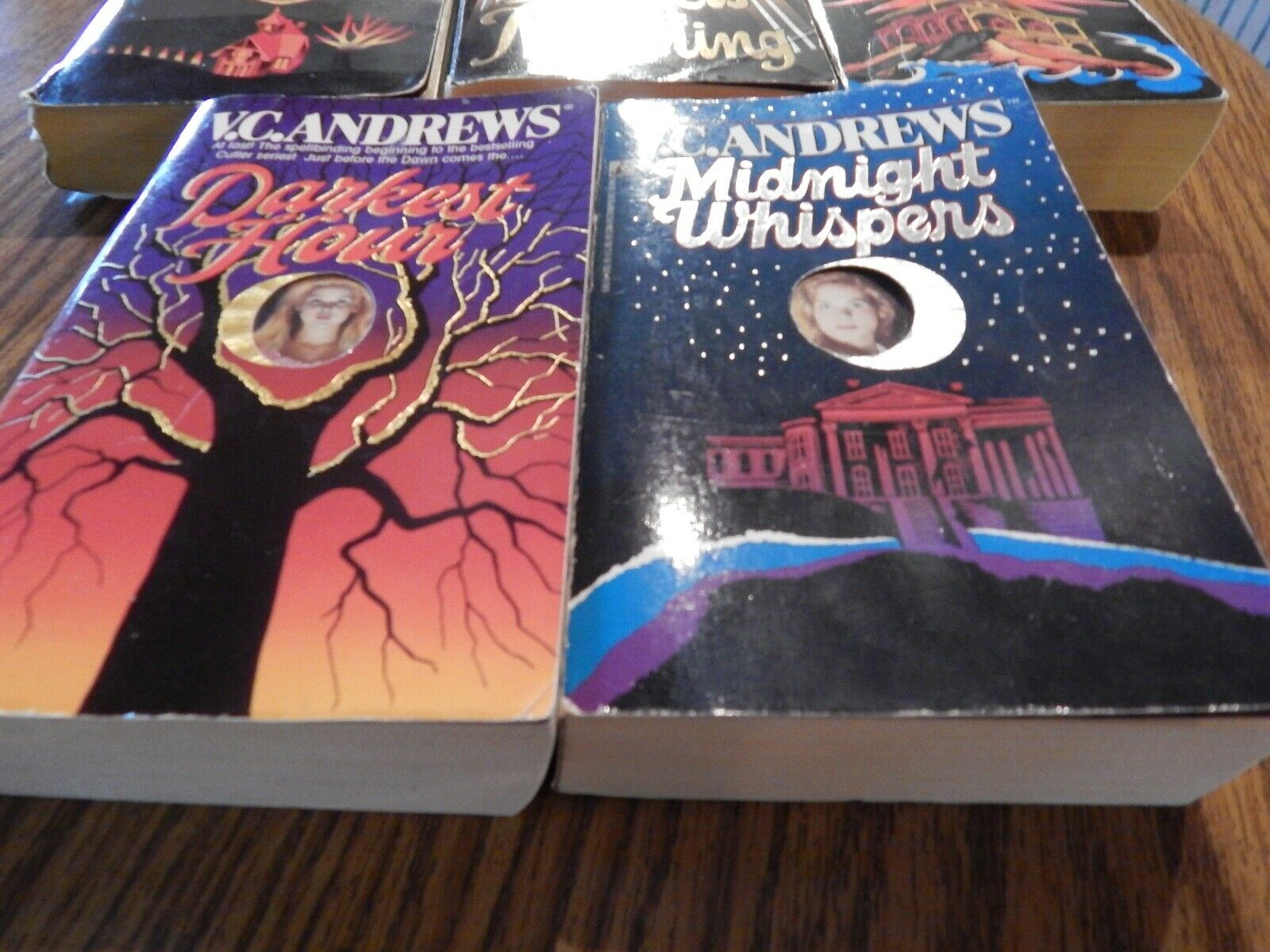 The Cutler Series V.C. Andrews |