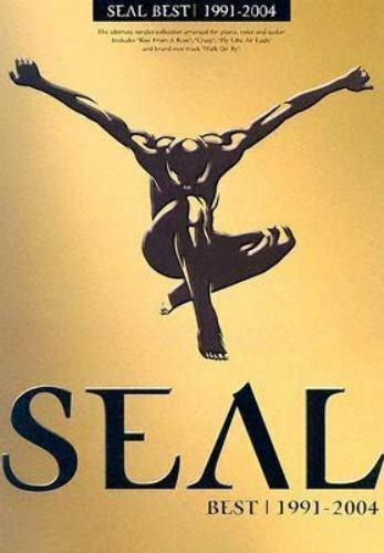 Best of Seal 1991 – 2004 : For Piano, Voice and Guitar (2004, Paperback) NEW |