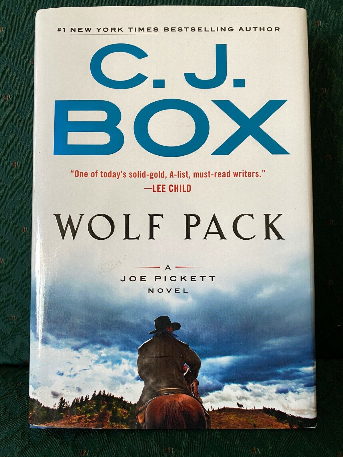 C. J. Box Wolf Pack 2019 Hardcover DJ 1st Edition Book Very Good |