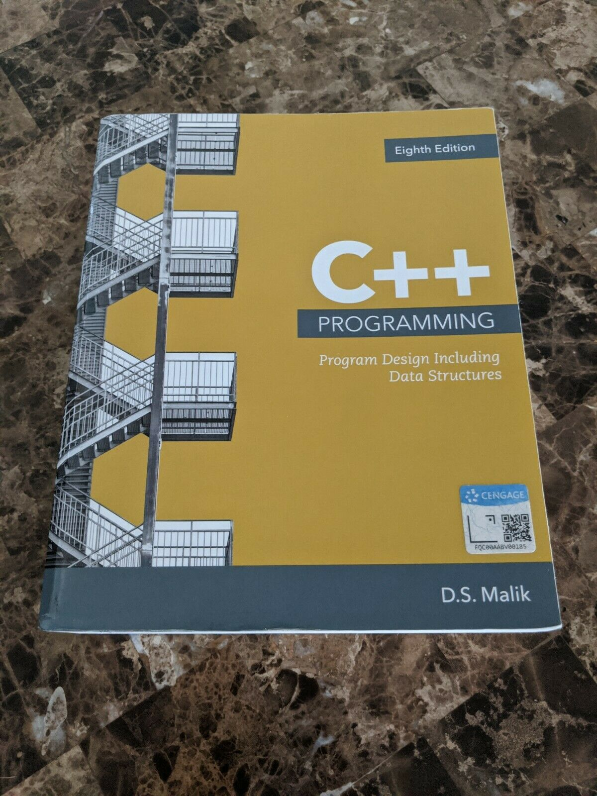 C++ Programming: Program Design Including Data Structures 8th Edition |