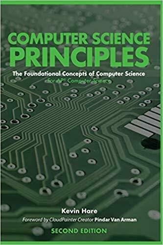Computer Science Principles: The Foundational…PAPERBACK 2018 Kevin P Hare |