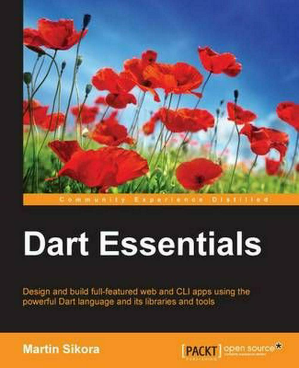 Dart Essentials by Martin Sikora (English) Paperback Book Free Shipping! |