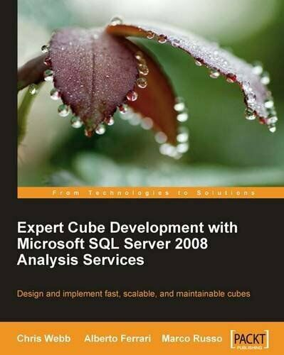 EXPERT CUBE DEVELOPMENT WITH MICROSOFT SQL SERVER 2008 By Marco Russo;alberto |