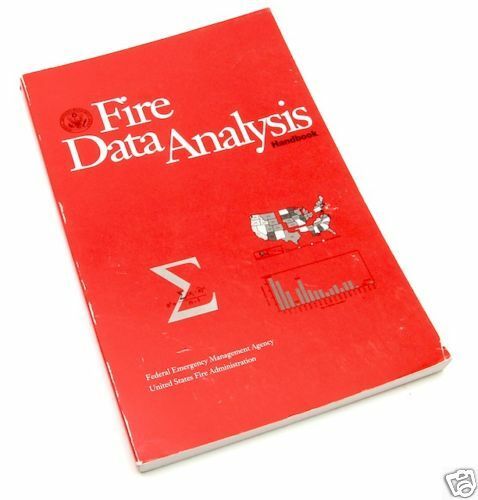Fire Data Analysis Handbook |