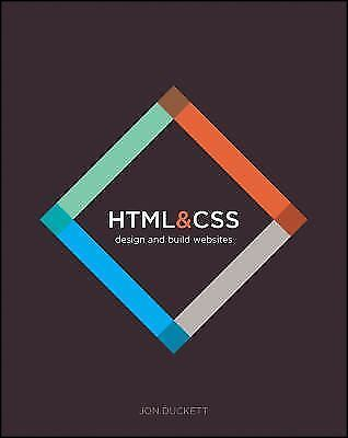 HTML and CSS : Design and Build Websites by Jon Duckett (2011, Paperback) |