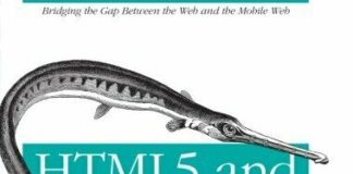 HTML5 AND JAVASCRIPT WEB APPS: BRIDGING GAP BETWEEN WEB AND By Wesley Hales NEW