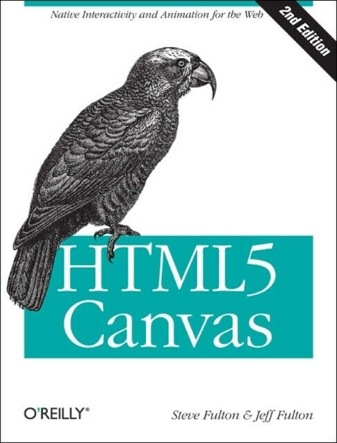 HTML5 Canvas (Paperback) |