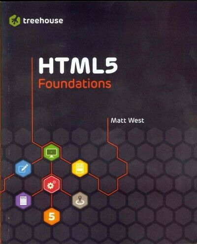 HTML5 Foundations, Paperback by West, Matt, Acceptable Condition, Free shippi… |