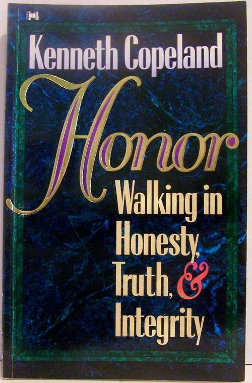 Honor by Kenneth Copeland (1994) |