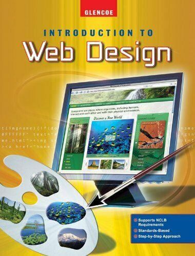 INTRODUCTION TO WEB DESIGN, STUDENT EDITION By Mcgraw-hill Education – VG |