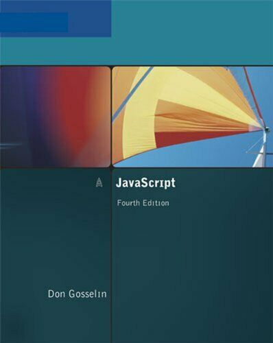 JAVASCRIPT By Don Gosselin *Excellent Condition* |