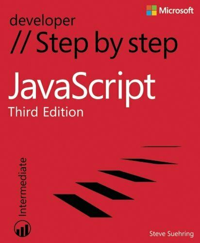 JAVASCRIPT STEP BY STEP (STEP BY STEP DEVELOPER) By Steve Suehring **Mint** |
