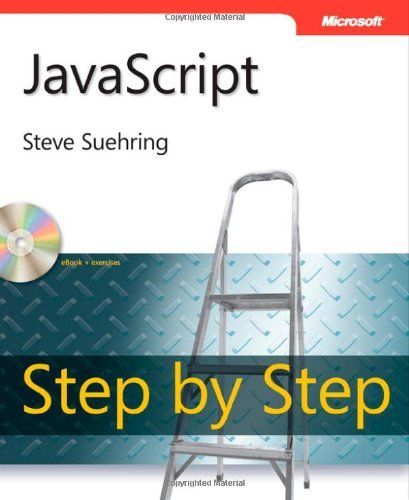 JAVASCRIPT(TM) STEP BY STEP By Steve Suehring **BRAND NEW**