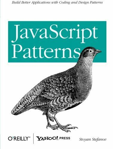 JavaScript Patterns by Stefanov  New 9780596806750 Fast Free Shipping.. |