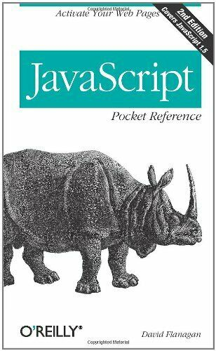 JavaScript Pocket Reference (Pocket Reference (O'… by David Flanagan Paperback |