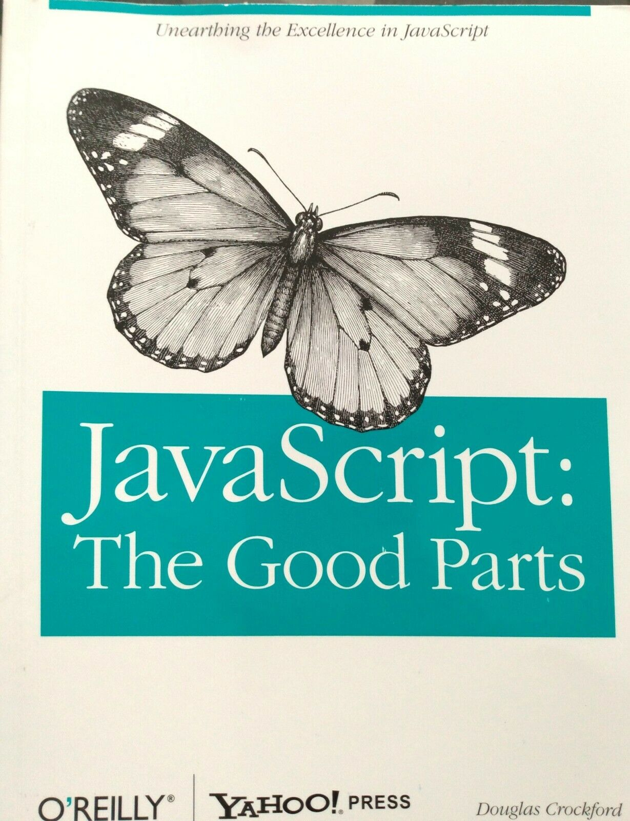 JavaScript : The Good Parts by Douglas Crockford (2008, Trade Paperback) |