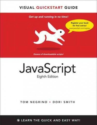 JavaScript : Visual QuickStart Guide, Paperback by Negrino, Tom; Smith, Dori,… |