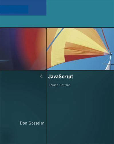JavaScript by Gosselin, Don