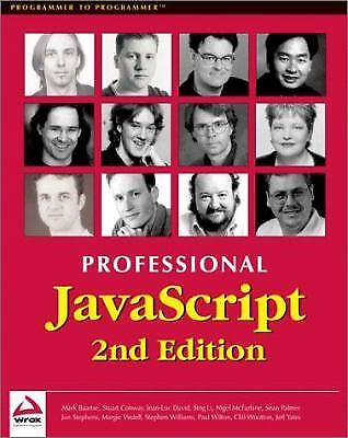 JavaScript by Nigel McFarlane |