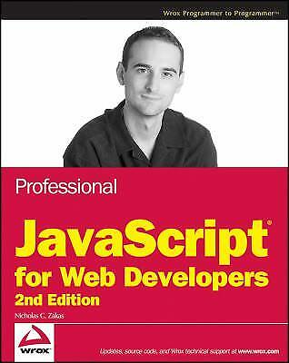 JavaScript for Web Developers by Nicholas C. Zakas