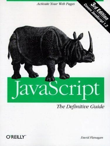 Javascript by Flanagan, David-ExLibrary |
