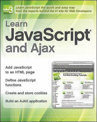 Learn JavaScript and Ajax with W3Schools |
