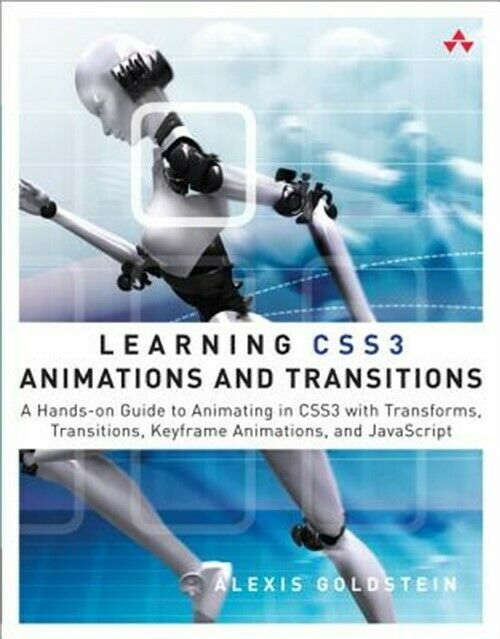Learning CSS3 Animations and Transitions: A Hands-On Guide to Animating in CSS3 |