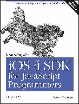 Learning the iOS 4 SDK for JavaScript Programmers : Create Native Apps with… |