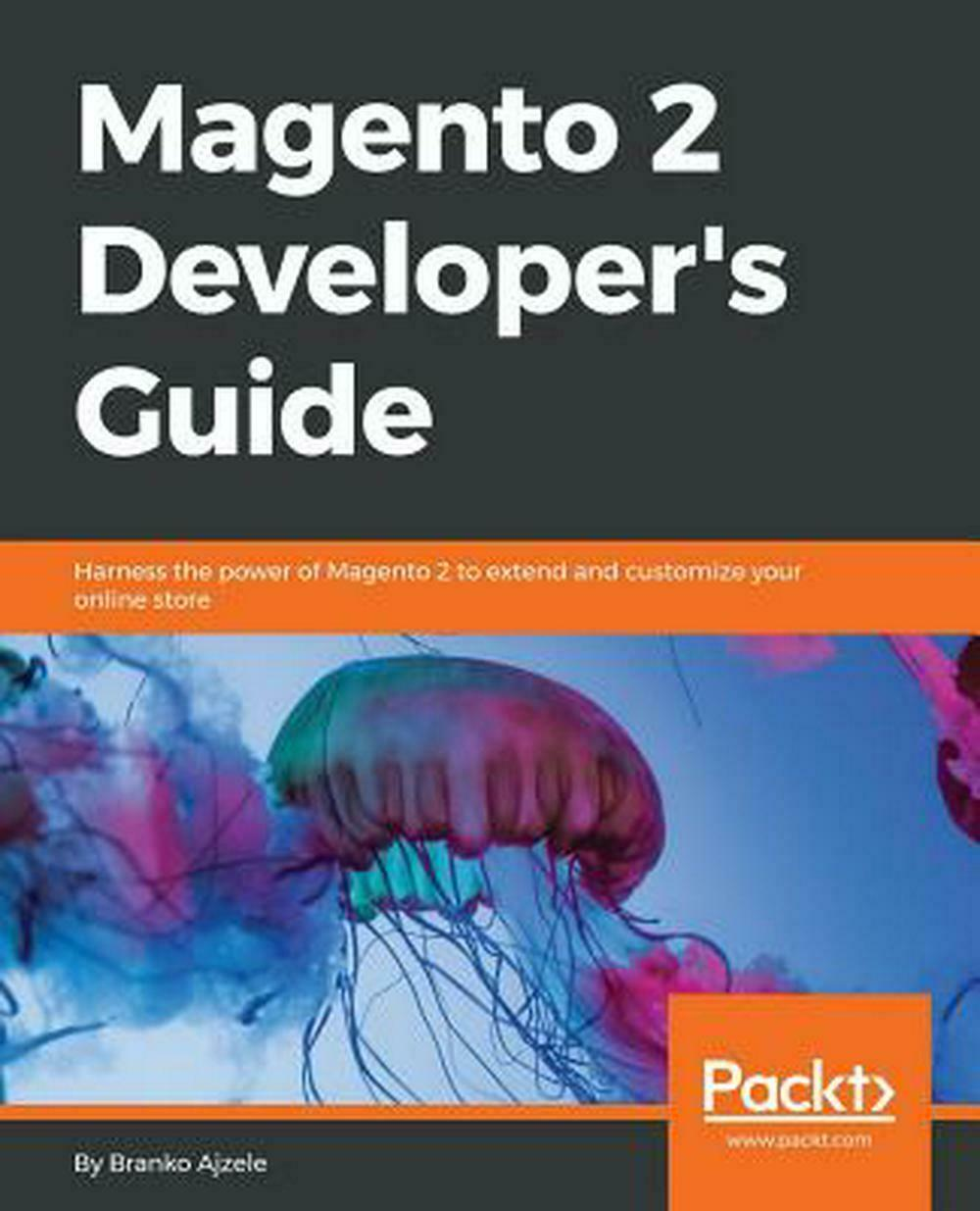 Magento 2 Developers Guide by Branko Ajzele (English) Paperback Book Free Shippi |