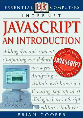 NEW – Essential Computers: JavaScript: An Introduction |