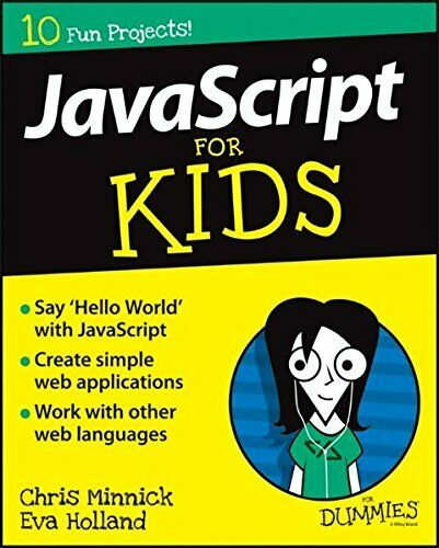 NEW – JavaScript For Kids For Dummies (For Dummies (Computers)) |