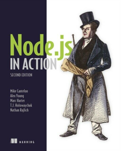 NODEJS IN ACTION SECOND EDITION |