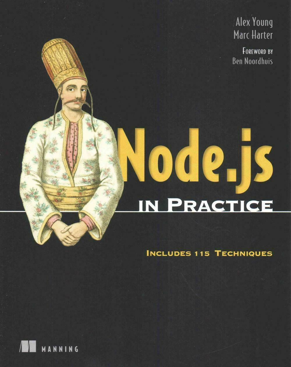 Node.js in Practice by Alex R. Young (English) Paperback Book Free Shipping! |