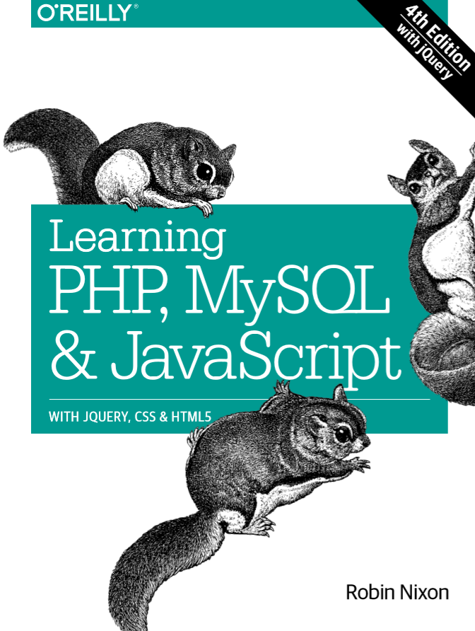 [P..D..F] Learning PHP MYSQL and Java Script-4th Edition |