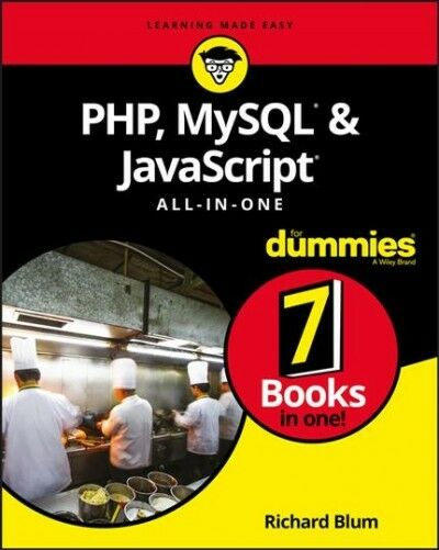 PHP, MySQL, & JavaScript All-In-One for Dummies, Paperback by Blum, Richard, … |