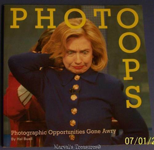 Photo Oops by Hal Buell |