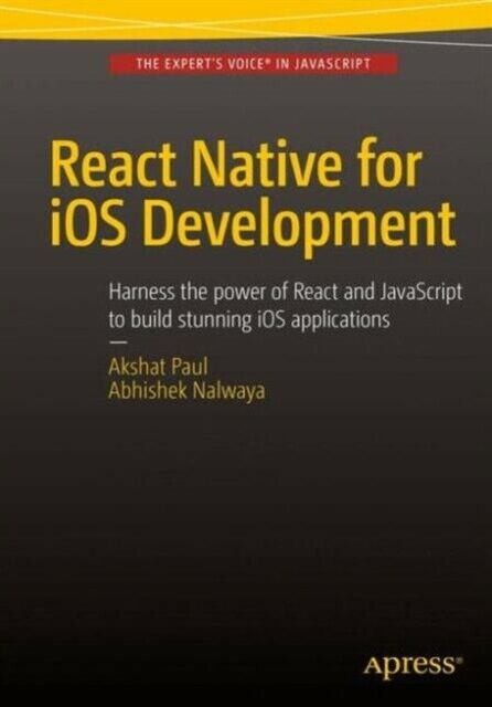 React Native for iOS Development (Paperback) |