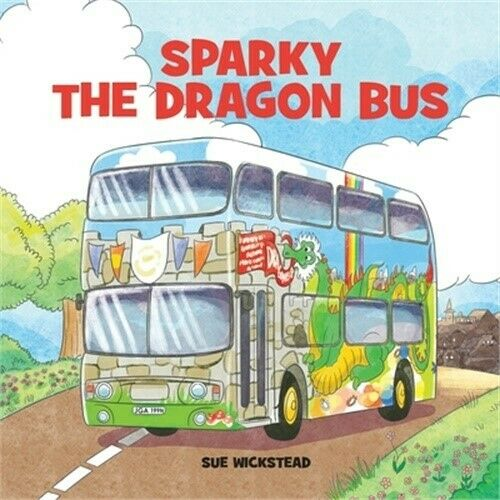 Sparky the Dragon Bus (Paperback or Softback) |