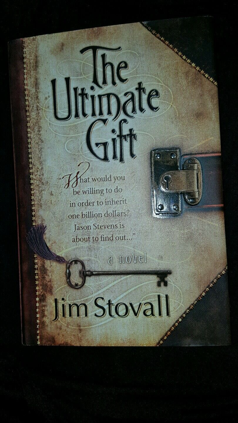 THE ULTIMATE GIFT [9781589193574] – JIM STOVALL (HARDCOVER) NEW |