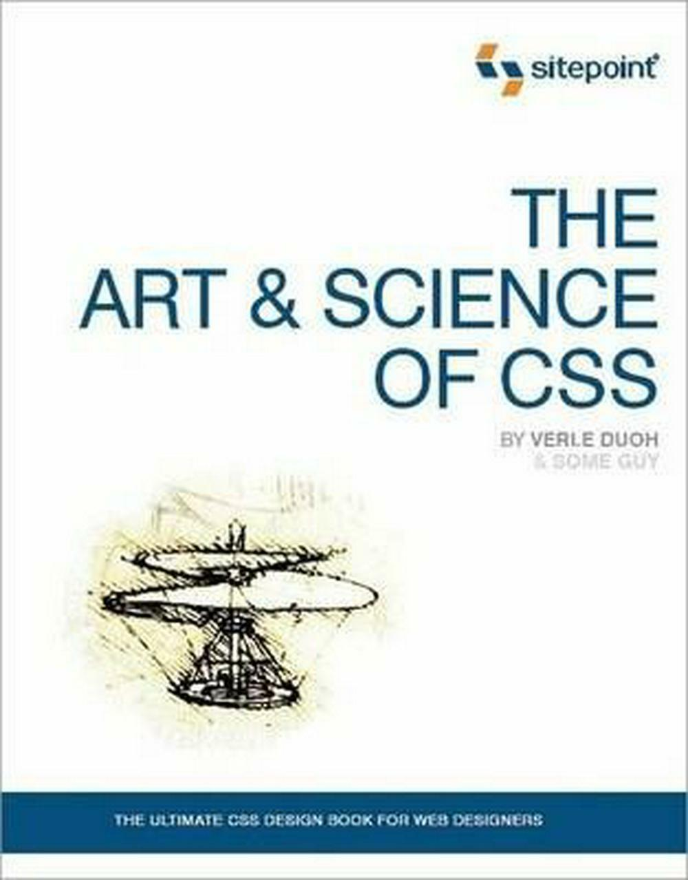 The Art & Science of CSS by Cameron Adams (English) Paperback Book Free Shipping |