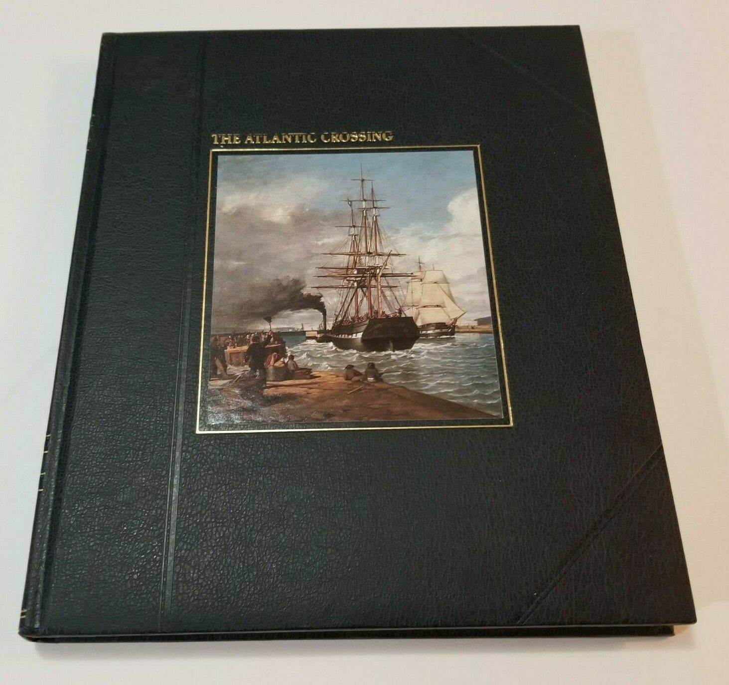 The Atlantic Crossing TIME-LIFE Books – The Seafarers Series 1979 Hardcover |