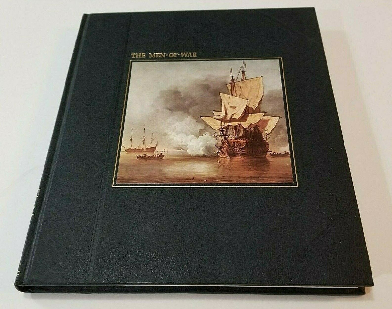 The Men-Of-War TIME-LIFE Books – The Seafarers Series 1979 Hardcover |