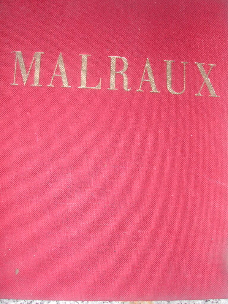 The Metamorphosis of the Gods Malraux- First Edition 1960 |